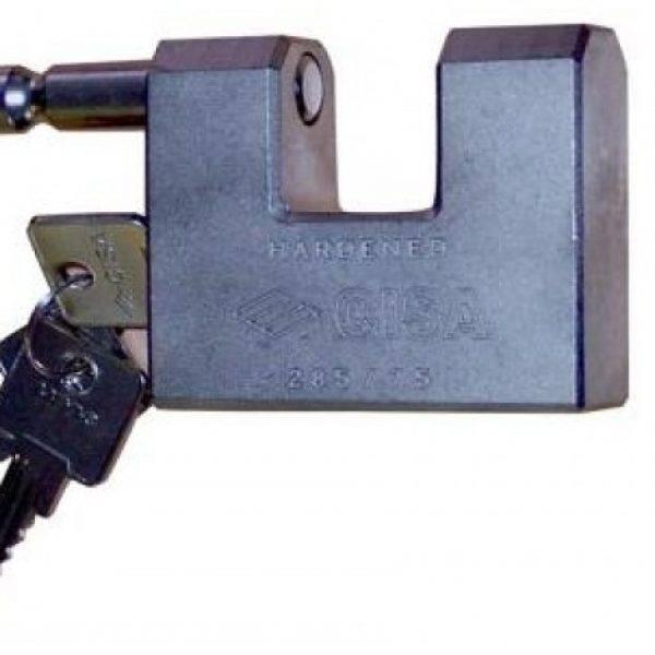 cisa container padlock
