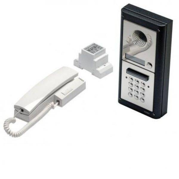 Keytrak audio door entry systems for Door entry systems
