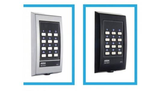 door entry systems keypads
