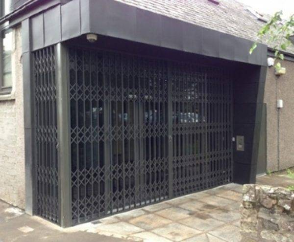 Security Grilles By Keytrak