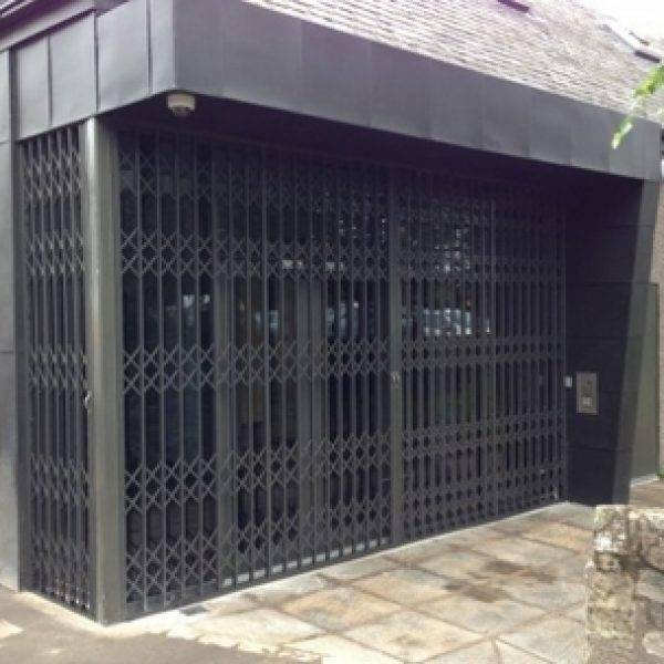Security Grilles By Keytrak