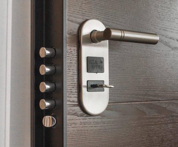 commercial security doors