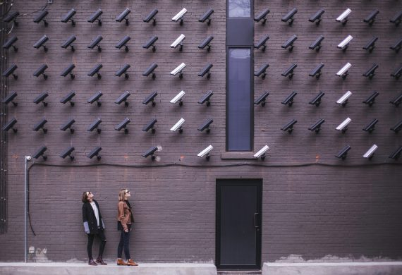 commercial building camera security